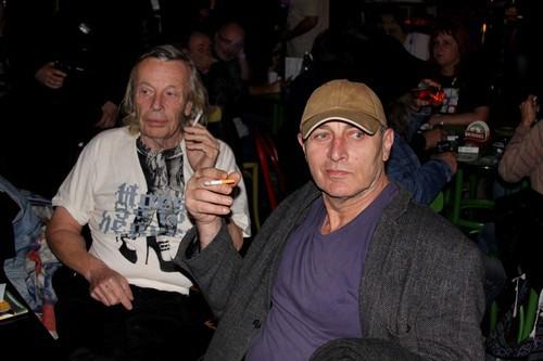 Pavel Zajíček (vpravo) a Svatopluk Karásek