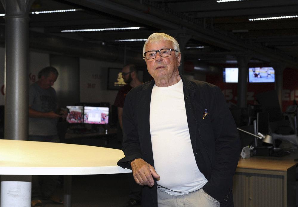 Luděk Bukač vstoupil do Síně slávy deníku Sport.
