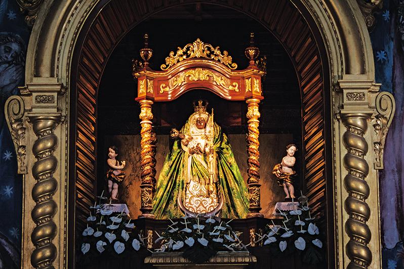 Bazilika Panny Marie Candelárské