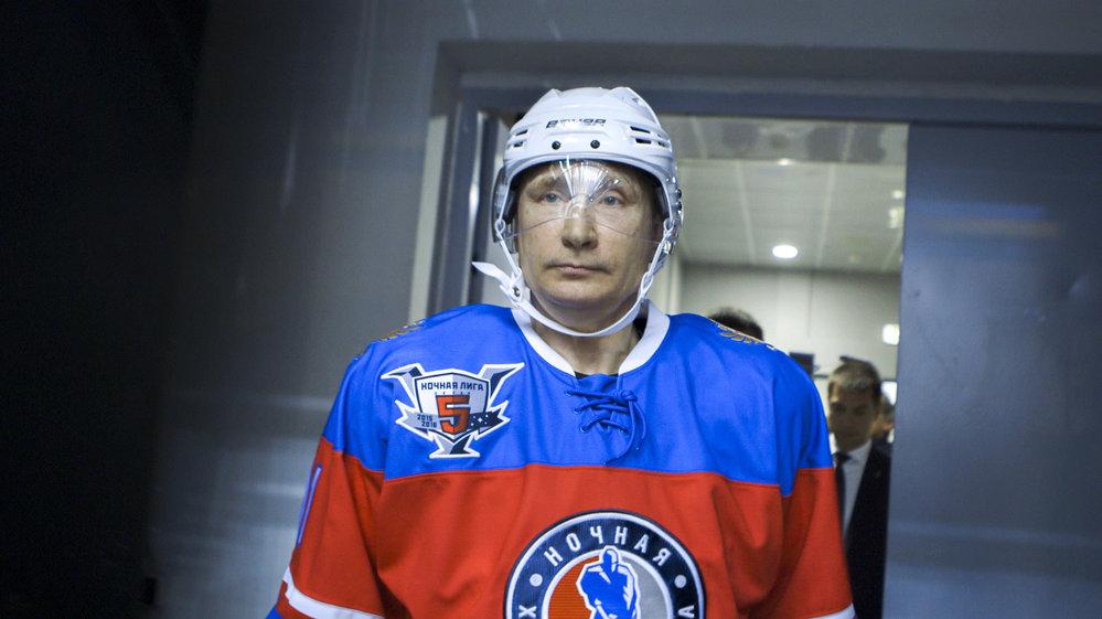Vladimir Putin v dokumentu Olivera Stonea