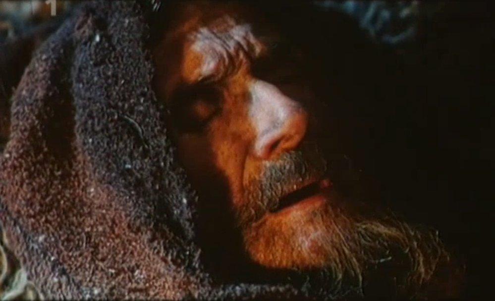 1994. V erbu lvice Mnicha ve filmu hrál těsně před smrtí na nemocničním lůžku.