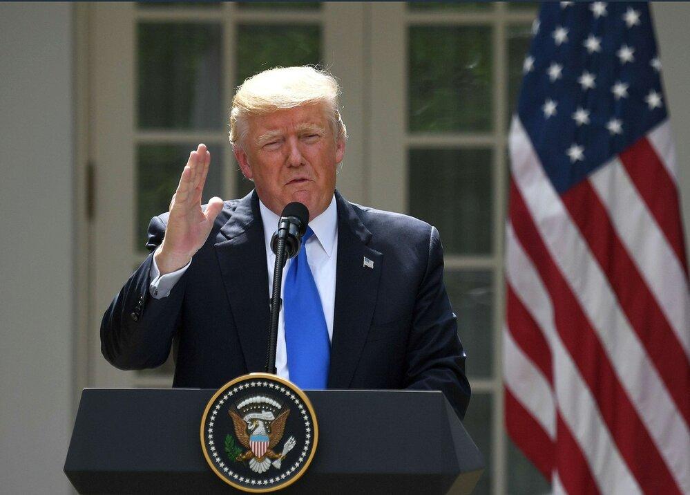 Donald Trump - ilustrační snímek.