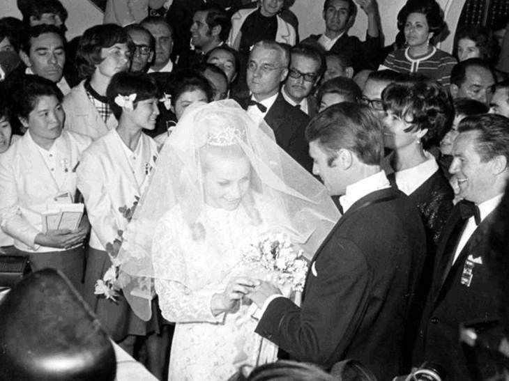 Výsledek obrázku pro svatba čáslavské v mexiku