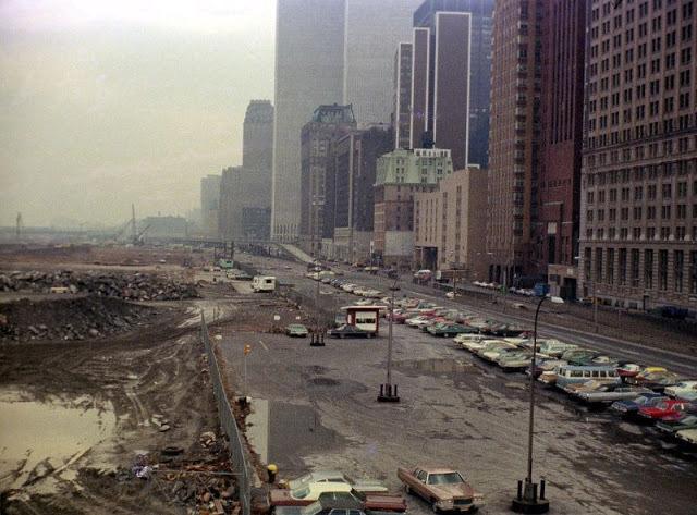 New York 70. let dvacátého století seod současného diametrálně liší.