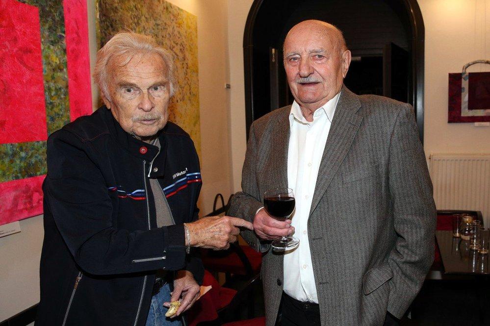 Luděk Munzar a Josef Somr