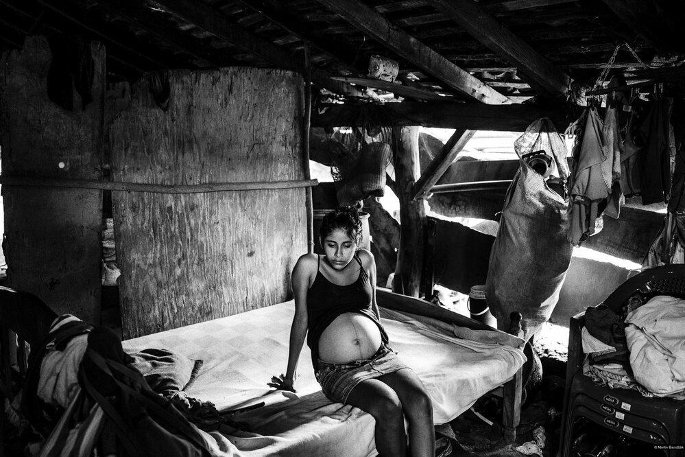 V Nikaragui jsou děti matkami (Problémy dnešní doby, single) • FOTO: Martin Bandžák