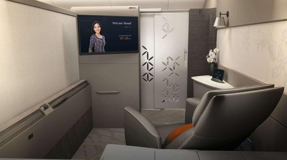 Nově zrekonstruovaný Airbus A380