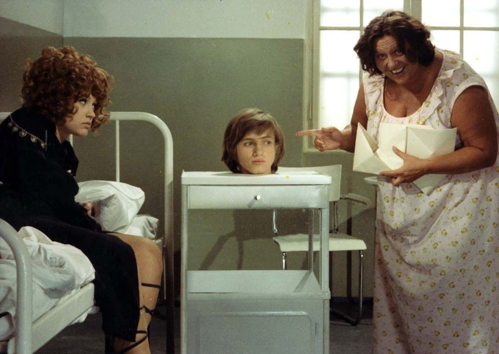 1971: Dívka na koštěti
