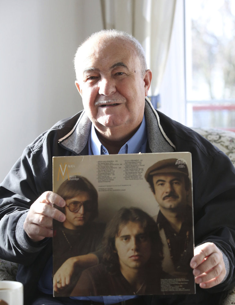 Prezidentský kandidát Petr Hannig objevil také Petru Černockou či Jakuba Smolíka. Spolupracoval s Hanou Hegerovou i Ivetou Bartošovou, v 60. letech působil ve Velké Británii.