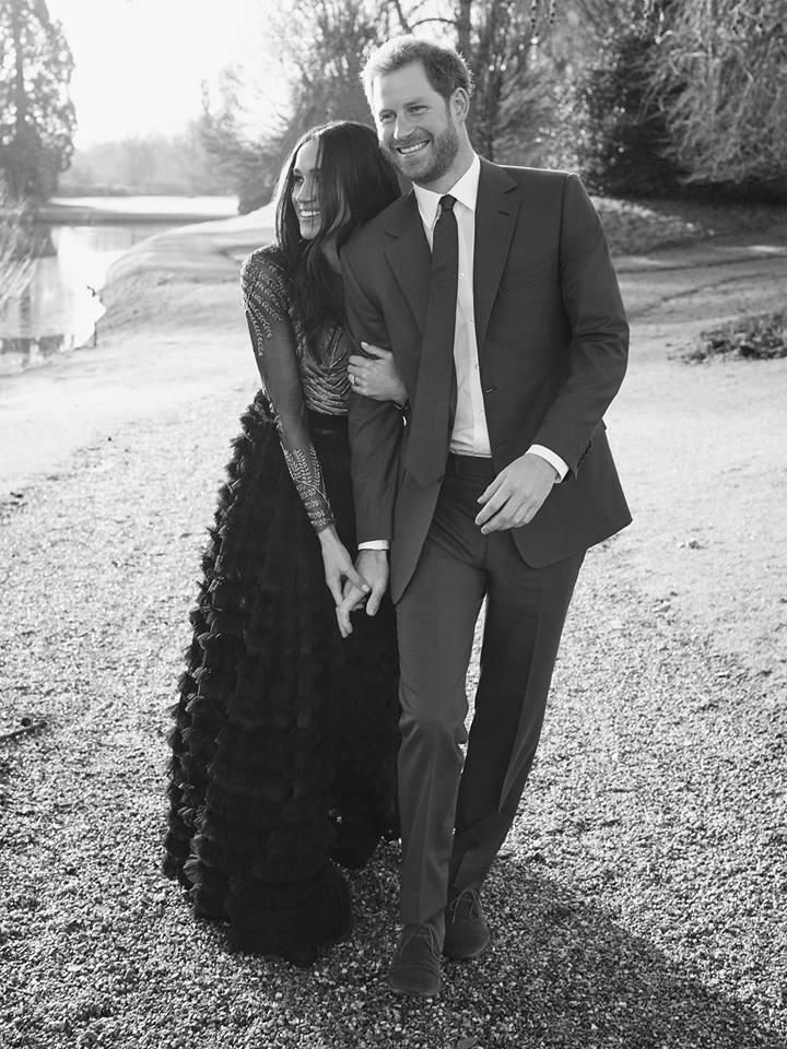 Meghan a Harry vypadají vskutku kouzelně