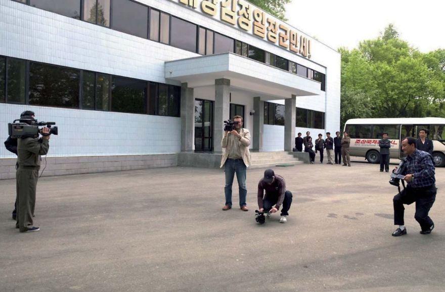 Realita Severní Koreje