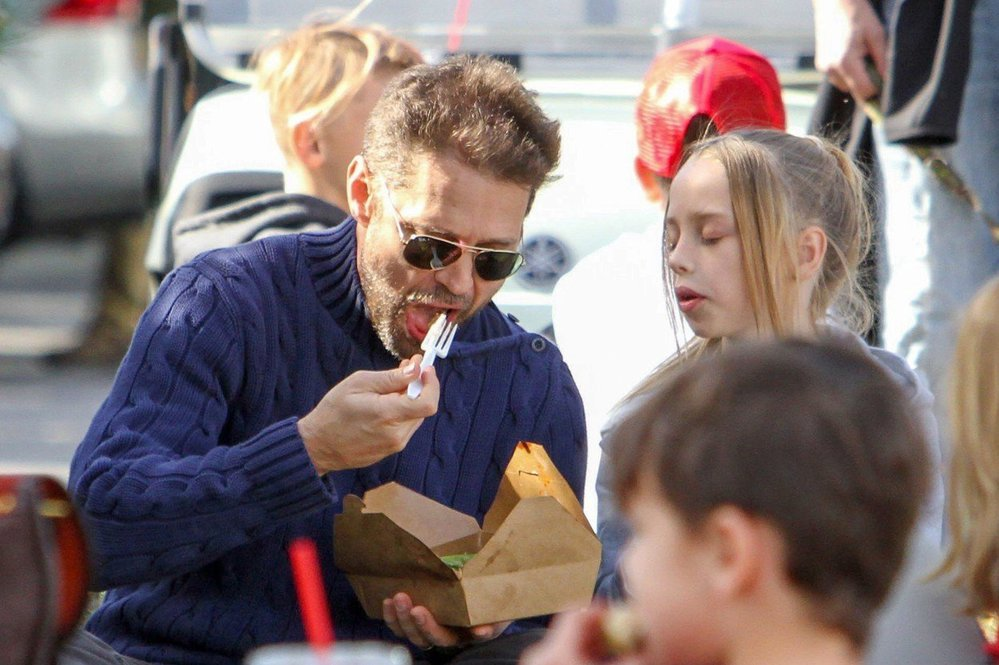 Jason Priestley alias Brendon z Beverly Hills 90210
