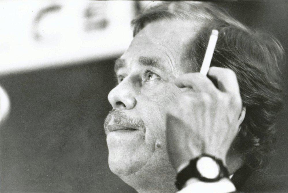 První český prezident Václav Havel byl zvolen 26. ledna 1993