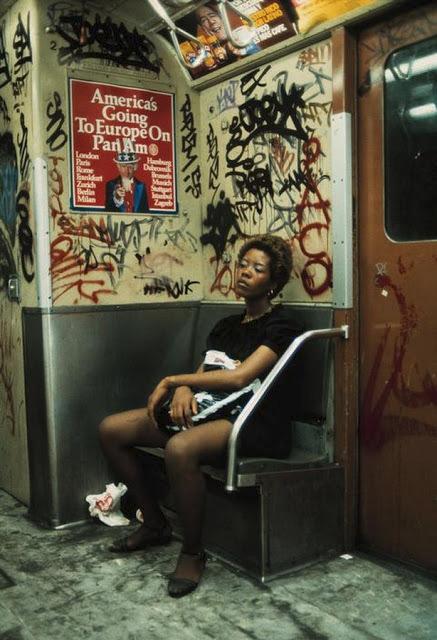 Hoepker proslul fotoreportážemi z Východního Německa a získal takovou důvěru nadřízených, že byl vyslán jako korespondent do New Yorku.