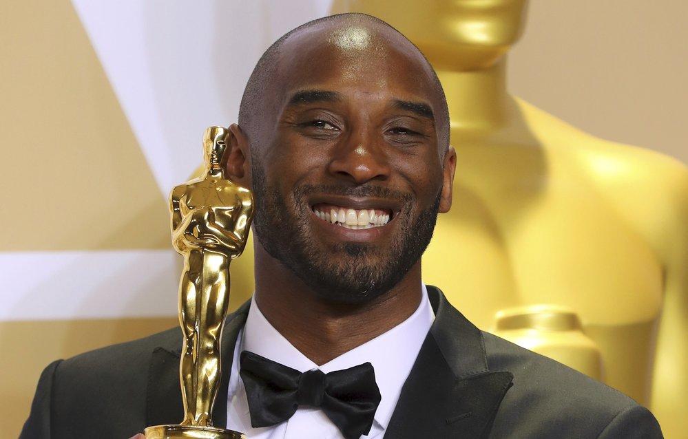 Legendární basketbalista Kobe Bryant získal Oscara v kategorii krátkometrážní animovaný film