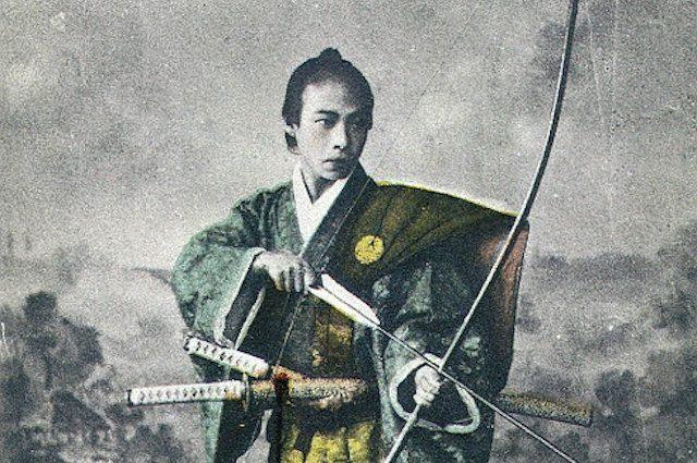 Střelba z luku patřila mezi běžné samurajské dovednosti