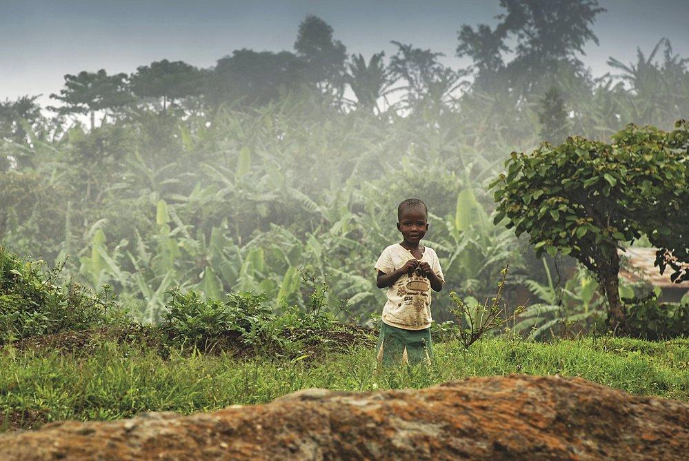 Vesnička pěstitelů kávy má svůj půvab