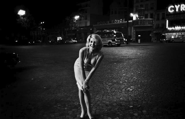 Fotograf Christer Strömholm nafotil unikátní snímky v komunitě pařížských transsexuálů.
