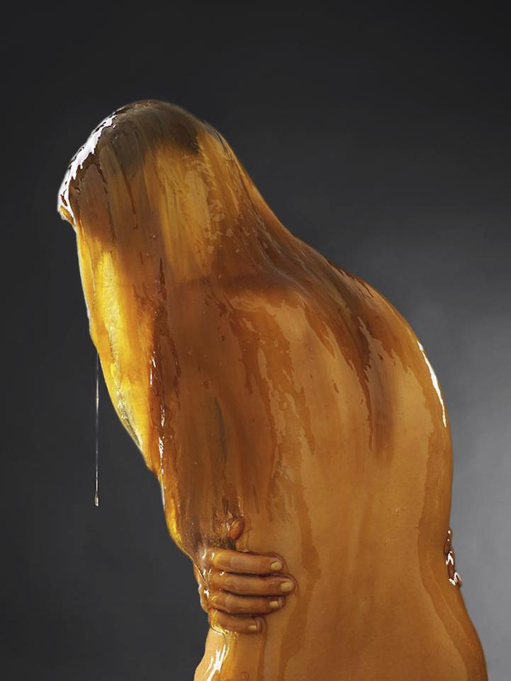 Medové portréty - krása, kterou nebylo snadné vyfotit
