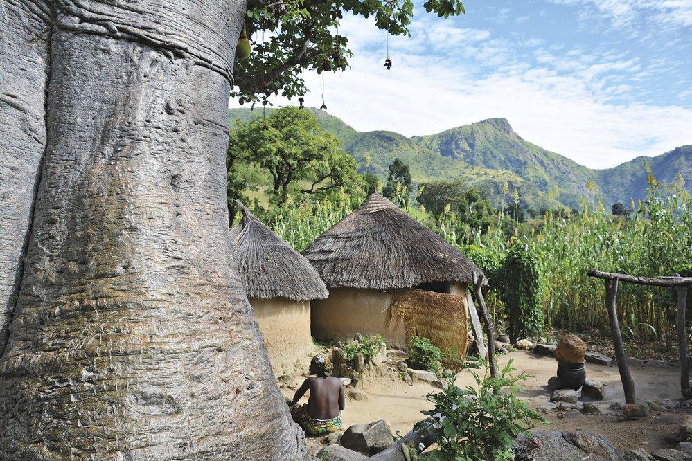 Na návštěvě u kmene Koma