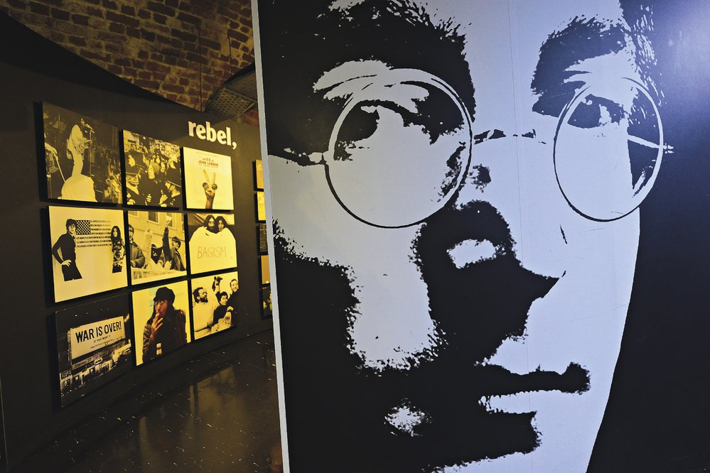V muzeu Beatles Story zažijete Brouky i jejich písně