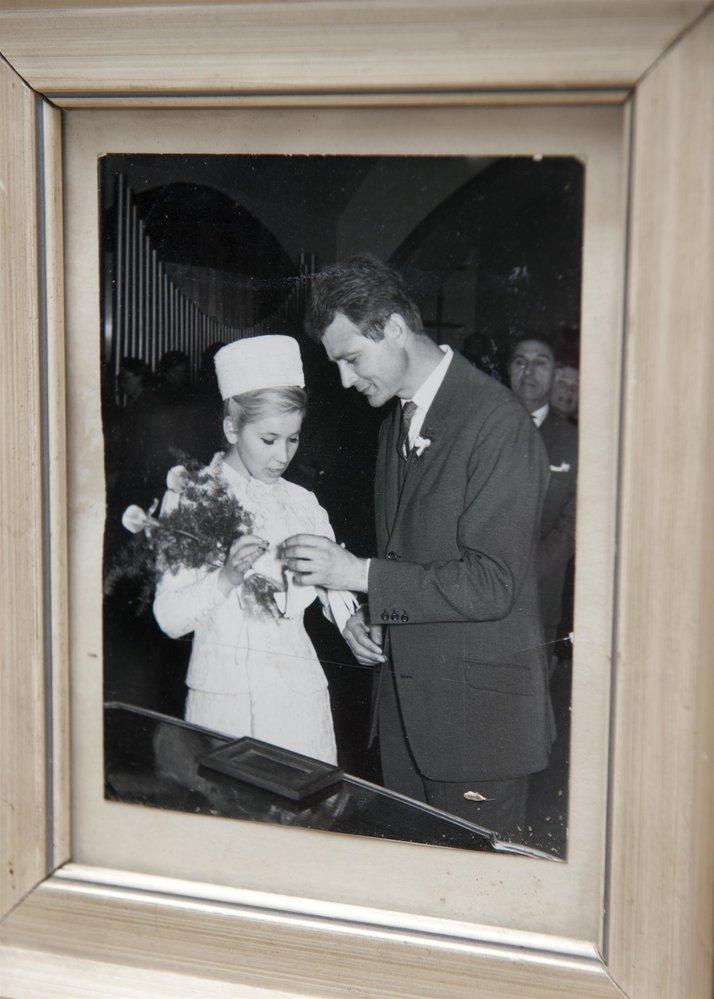 Svatební fotografie Karla Fialy