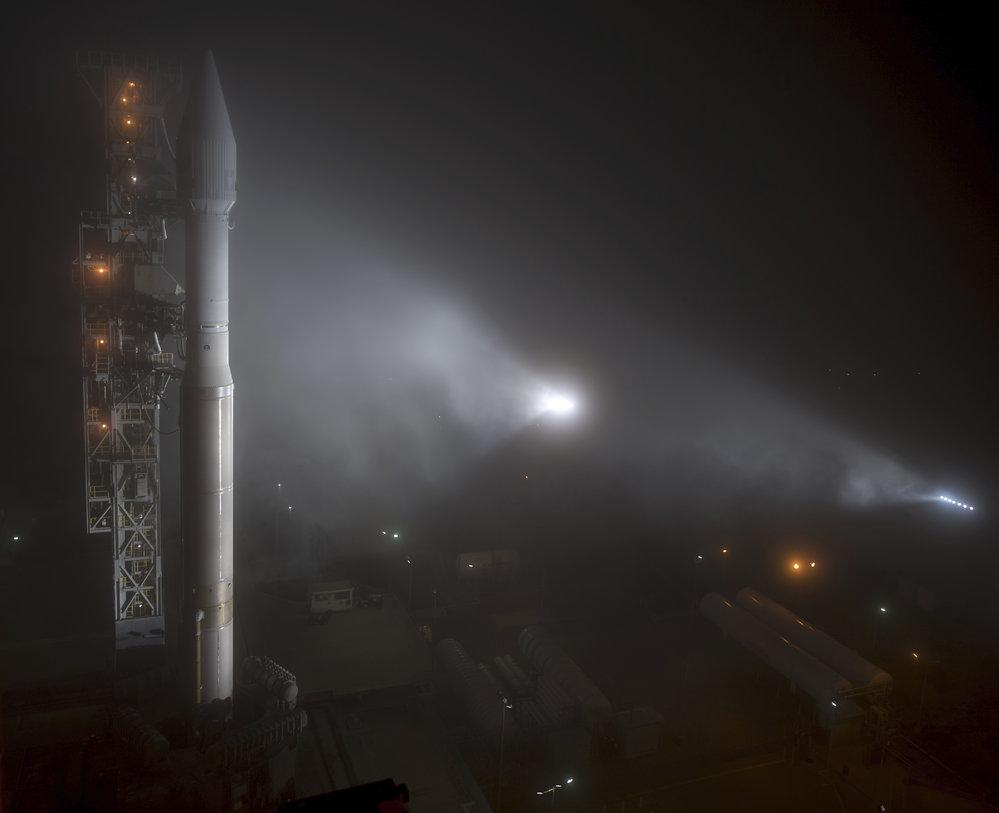 Sonda ze Země odstartovala v květnu 2018
