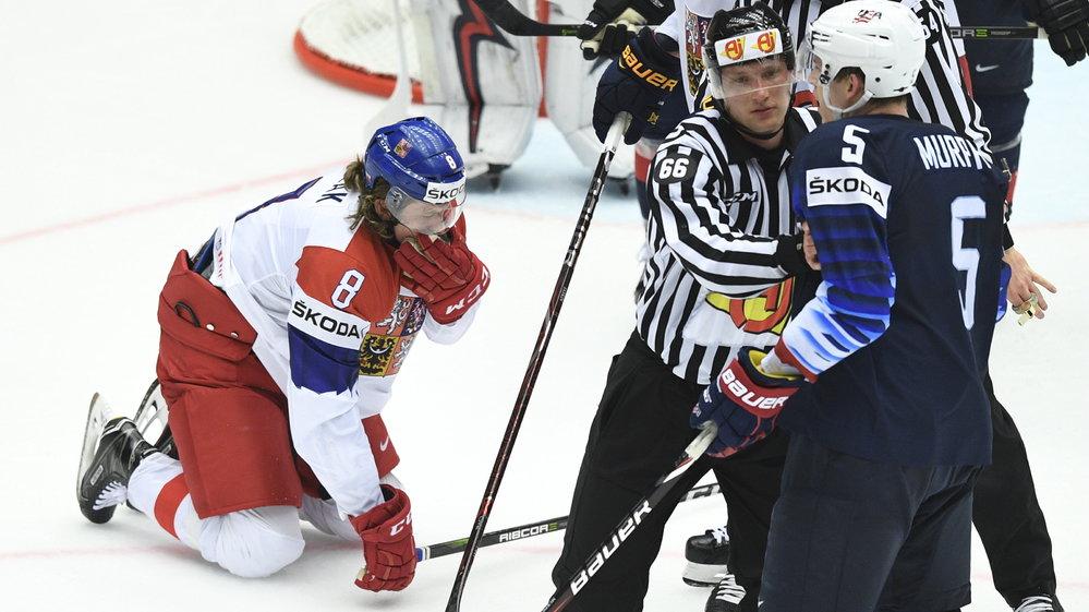c38e7a7da90e2 Česko - USA: Netradiční online přenos ze čtvrfinále hokejového mistrovství    Reflex.cz