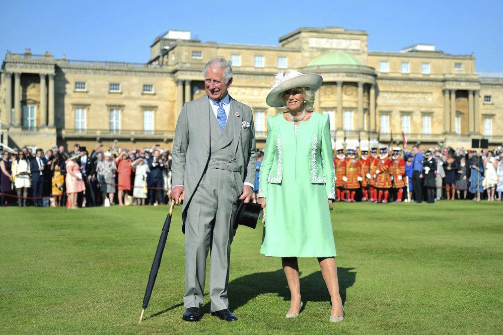 Oslavy 70. narozenin prince Charlese