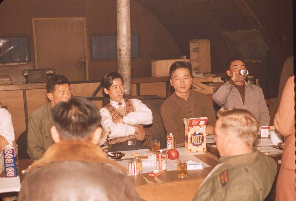 Život během korejské války tak, jako ho zachytili američtí vojáci