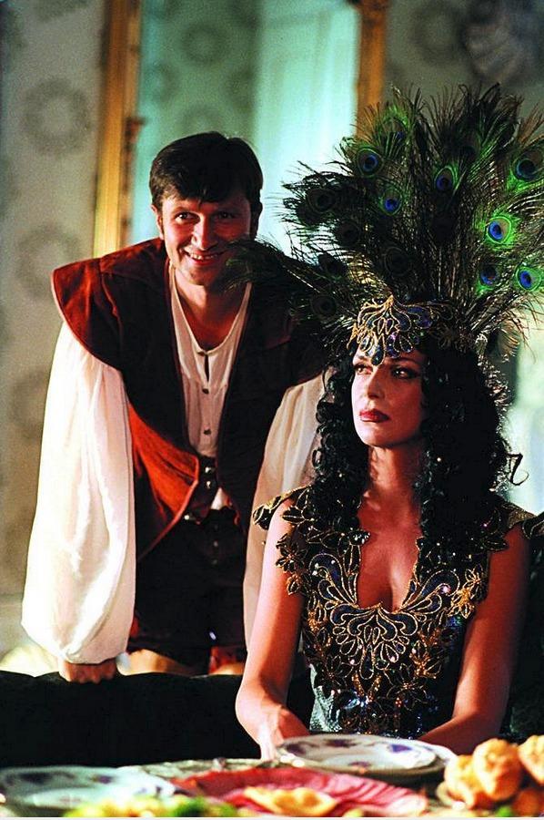Ivana Chýlková jako Jezerní královna 1998
