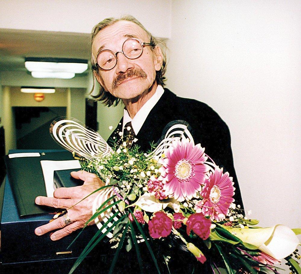 Kemr získal za celoživotní práci cenu Thálie.