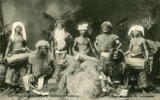 Lidské zoo byly na přelomu 19. a 20. století v Evropě velmi populární.