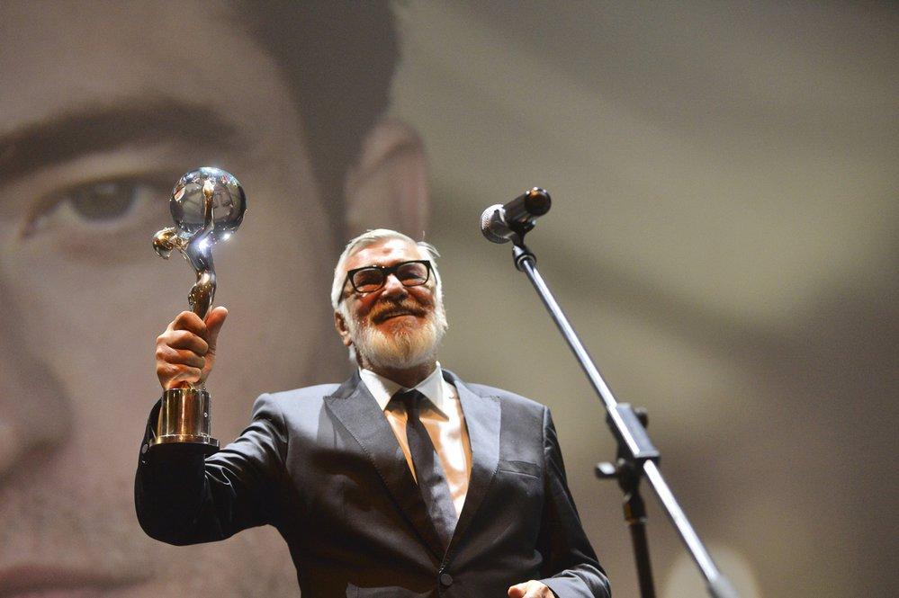 Závěrečný ceremoniál 53. filmového festivalu v Karlových Varech