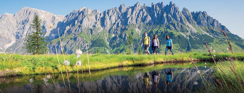 Prázdninový ráj v srdci přírody
