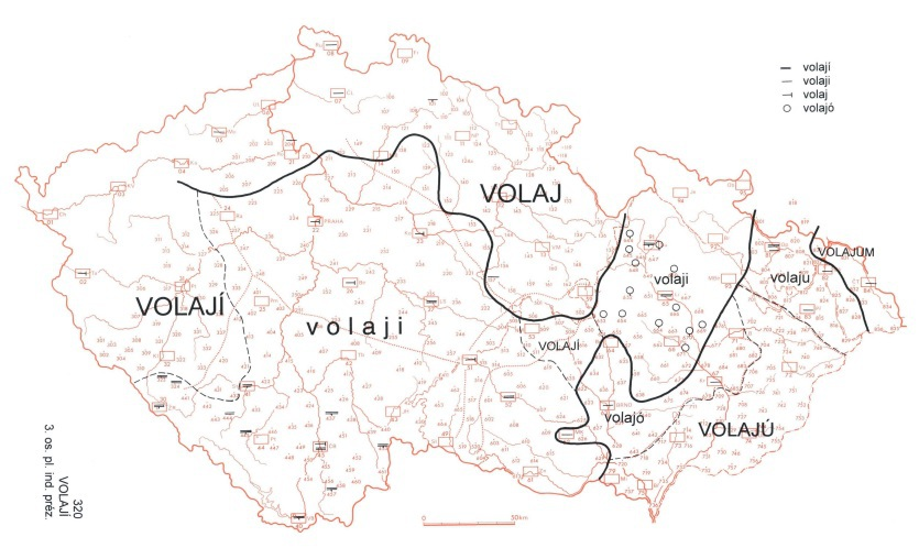 Jak z Moravy volajú, tak jim ze severovýchodních Čech volaj zpět.