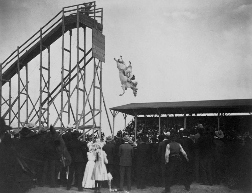 The Great Carver Show byla jednou z hlavních atrakcí na molech v americkém Atlantic City