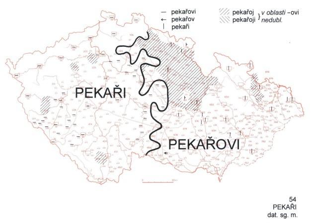 Nářečí severovýchodu Čech: Zaplať pekařoj!