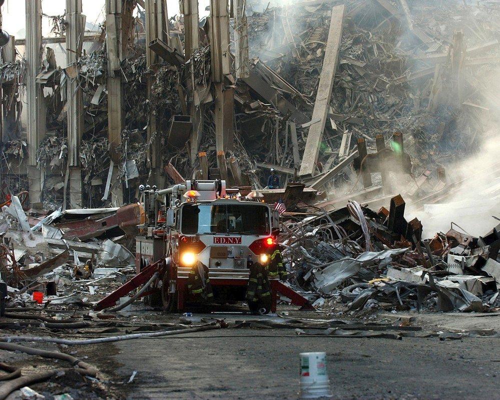 Teroristické útoky 11. září 2001.