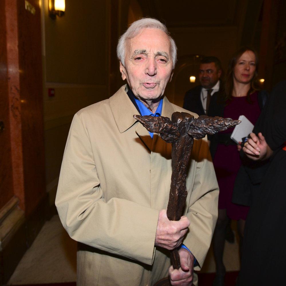Charles Aznavour na Febiofestu