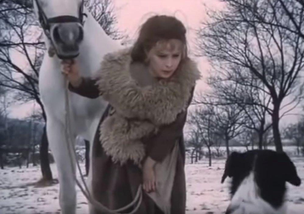 1973: Filmovou Popelku Libuši Šafránkovou poslouchal na slovo kůň Jurášek i pes Tajtrlík.