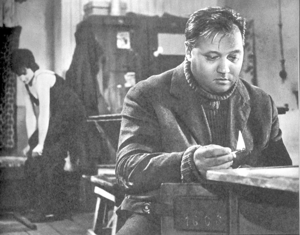 Hrušínský ve filmu Naděje režiséra Karla Kachyni z roku 1963.