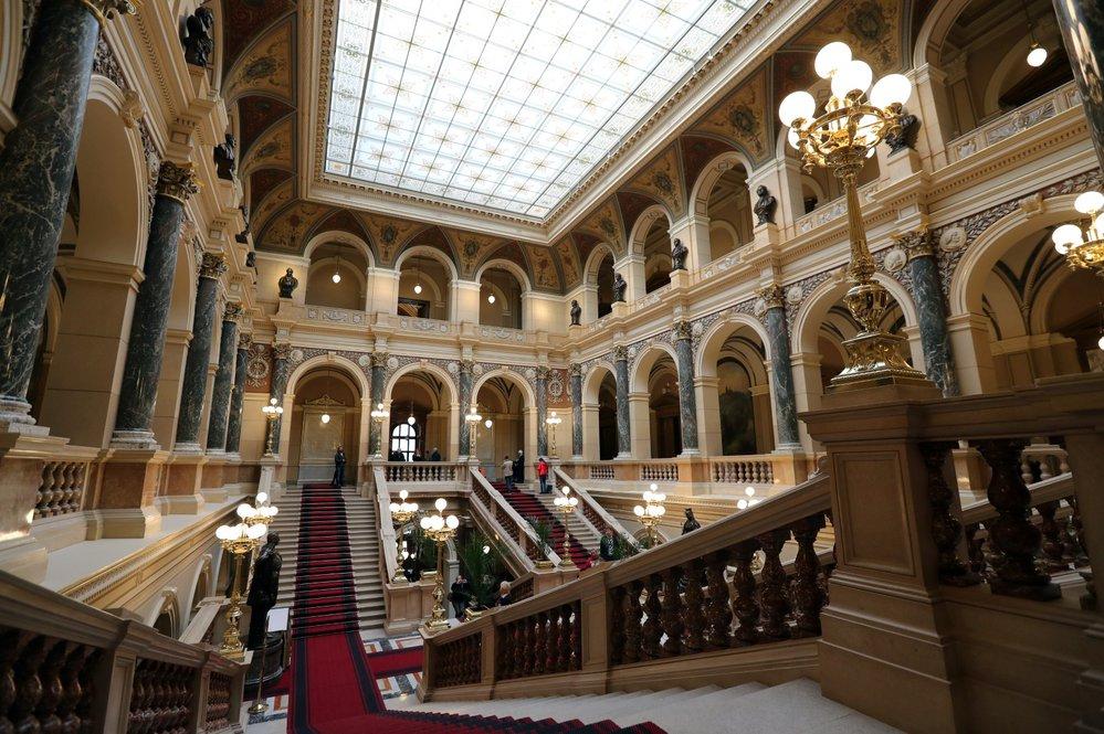 Pro veřejnost se muzeum otevřelo po 42 měsících rekonstrukce.