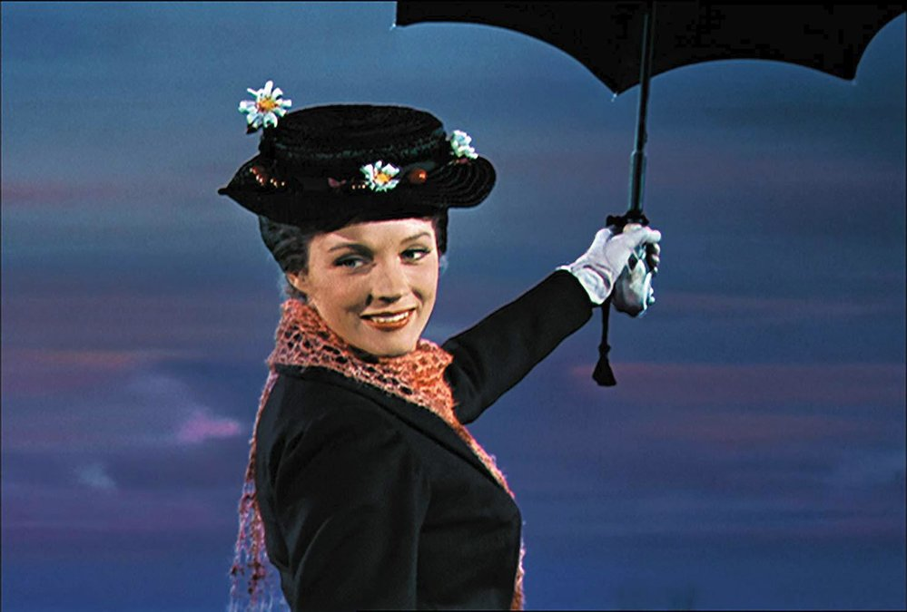 Mary Poppinsová (1964)