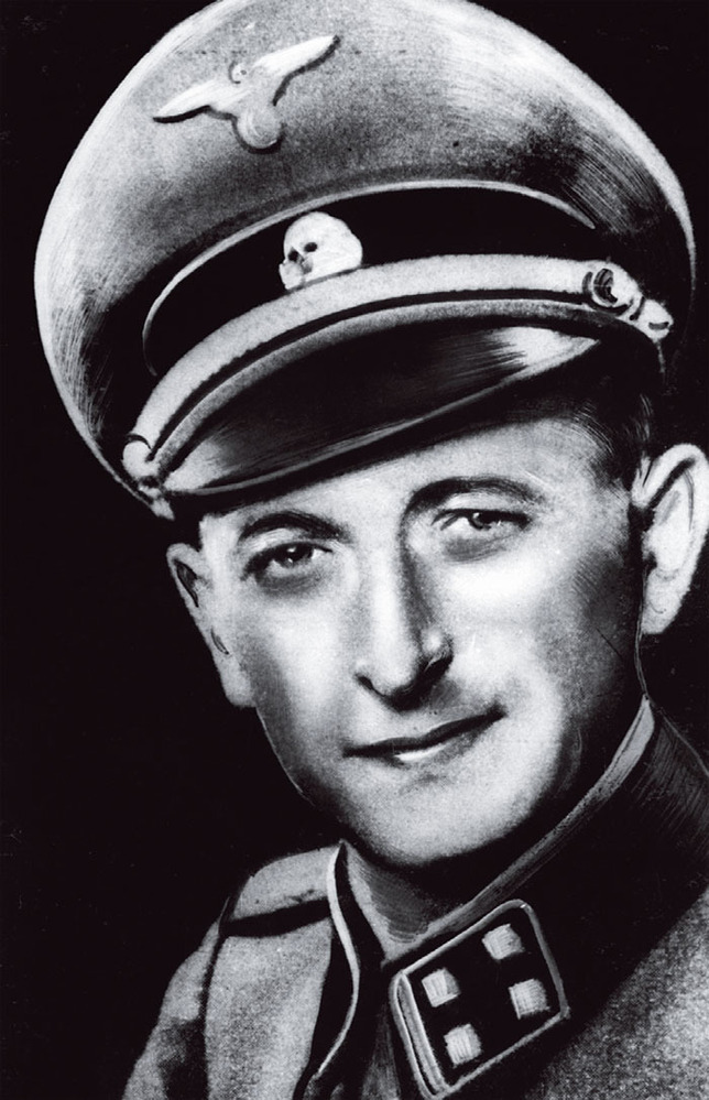 Obersturmbannführer Adolf Eichmann