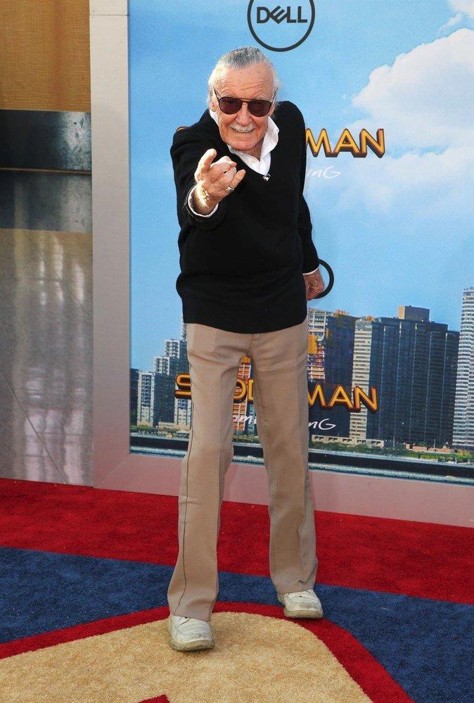 Komiksový tvůrce Stan Lee (†95) je po smrti.