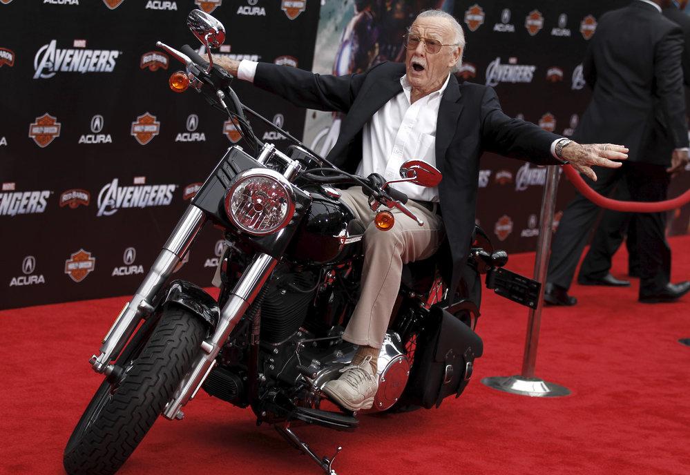 Komiksová ikona Stan Lee (†95) je po smrti.