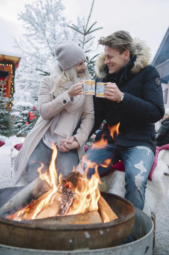 Vánoční trhy, Altenmarkt - Zauchensee