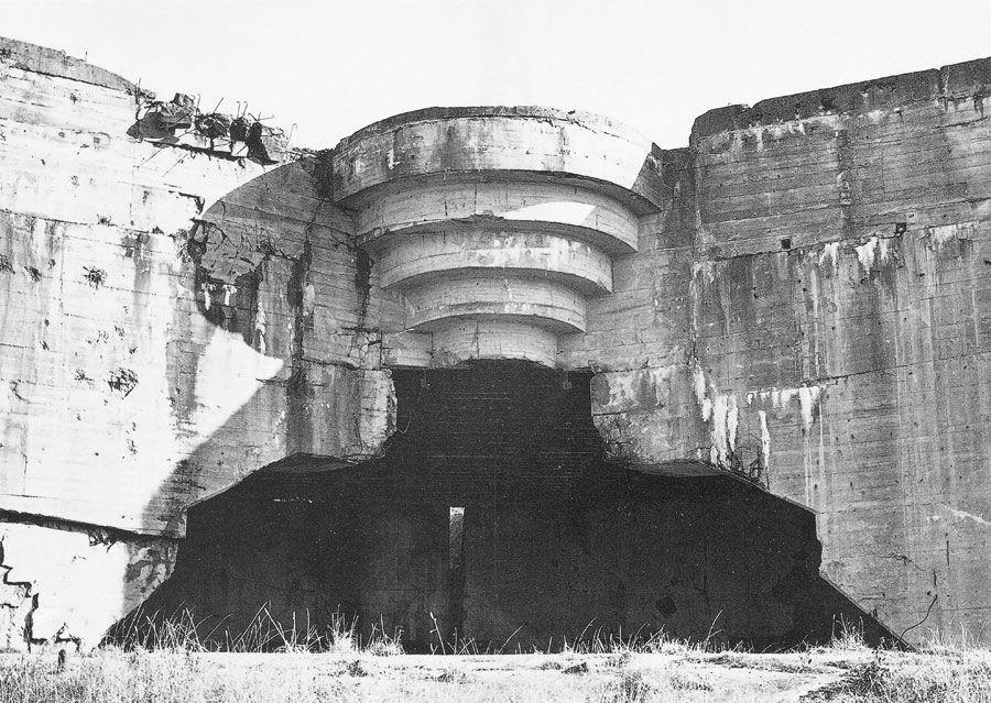 Na betonová monstra, která měla chránit evropské pobřeží