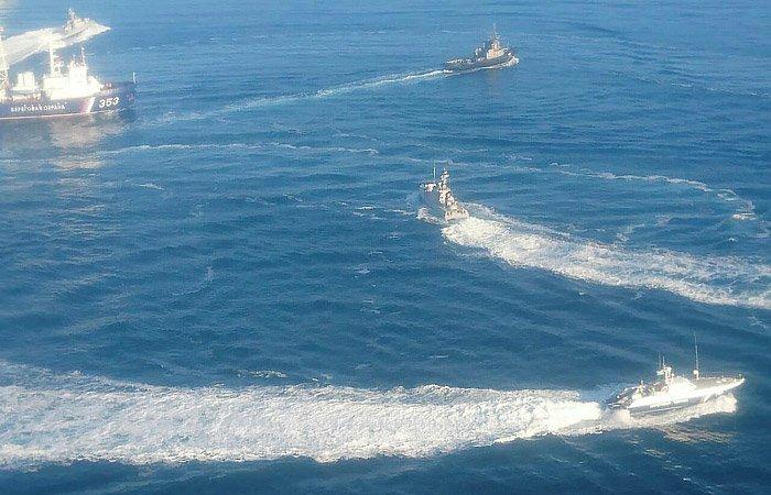Loď ruské pohraniční stráže v neděli úmyslně narazila do ukrajinského remorkéru, oznámilo velení ukrajinského námořnictva
